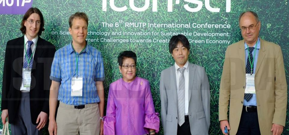 The 6th RMUTP International Conference