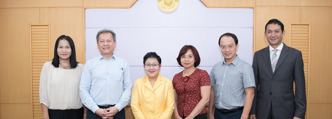 East Asia University of Technology Visits RMUTP