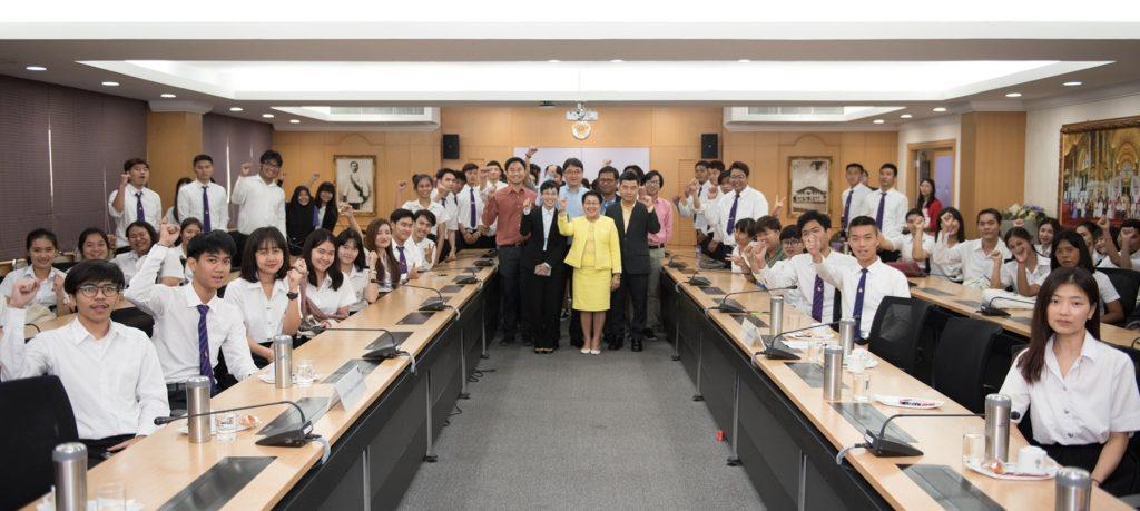 การบรรยายหัวข้อ Global Inclusive Leadership โดยผู้อำนวยการมูลนิธิ Global Inclusive Lab จากสาธารณรัฐประชาชนจีน